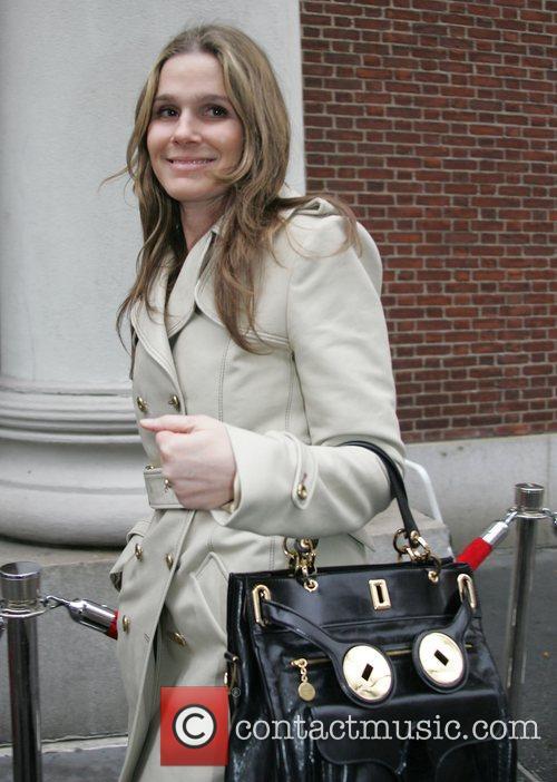 Mercedes Benz Fashion Week Fall 2008 - Oscar...