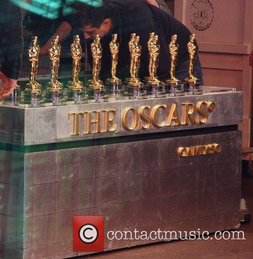 The Oscar's arrive at the 'Good Morning America'...