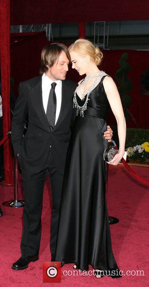 Nicole Kidman and Keith Urban The 80th Annual...