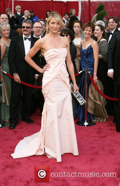 Cameron Diaz The 80th Annual Academy Awards (Oscars)...