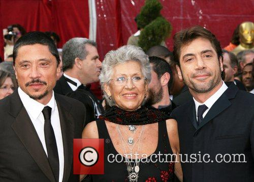 Guests and Javier Bardem The 80th Annual Academy...