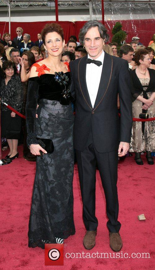 Rebecca Miller and Daniel Day Lewis 7
