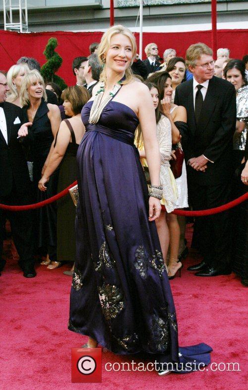 Cate Blanchett The 80th Annual Academy Awards (Oscars)...