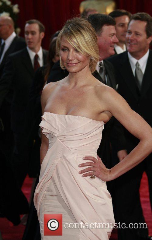 cameron diaz 2011 academy awards. Cameron Diaz The Oscars 2008