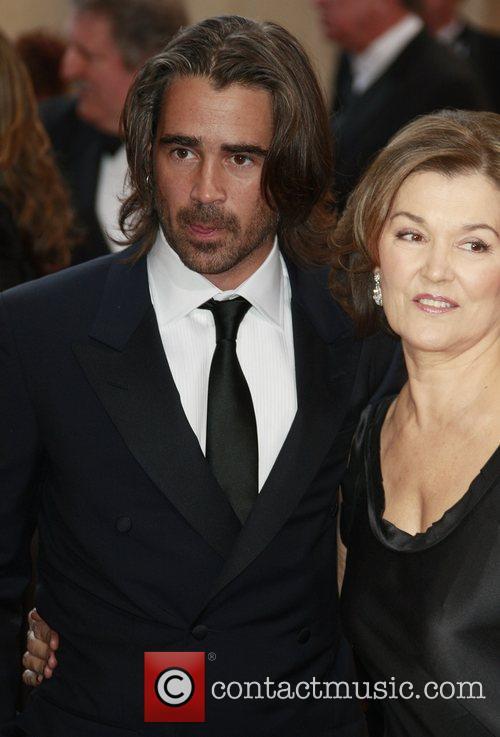 Colin Farrell and Mother Rita Farrell 8