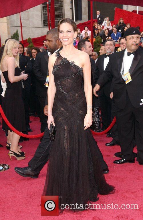 Hilary Swank The 80th Annual Academy Awards (Oscars)...