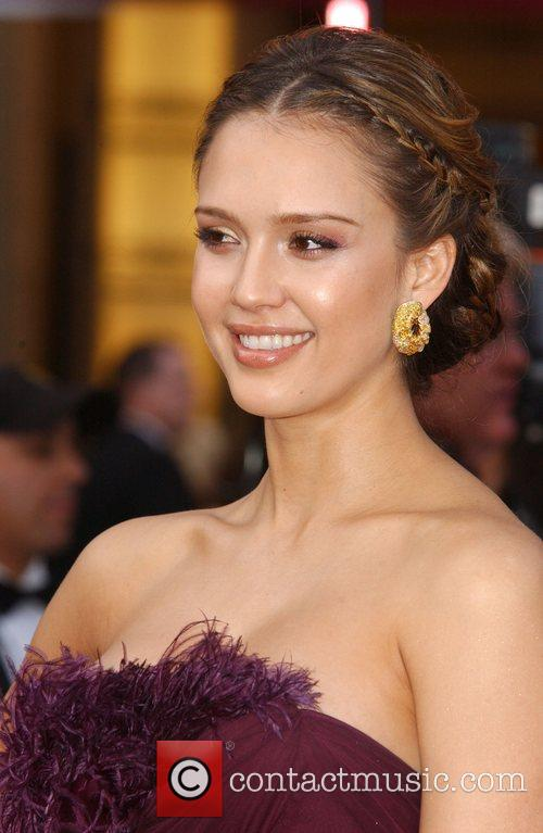 Jessica Alba, The Oscars 2008, Academy Of Motion Pictures And Sciences