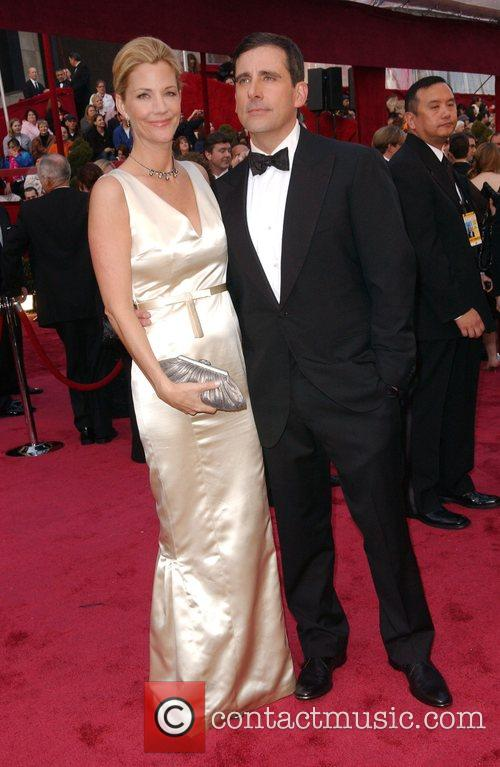 Steve Carell and His Wife Nancy Walls 1