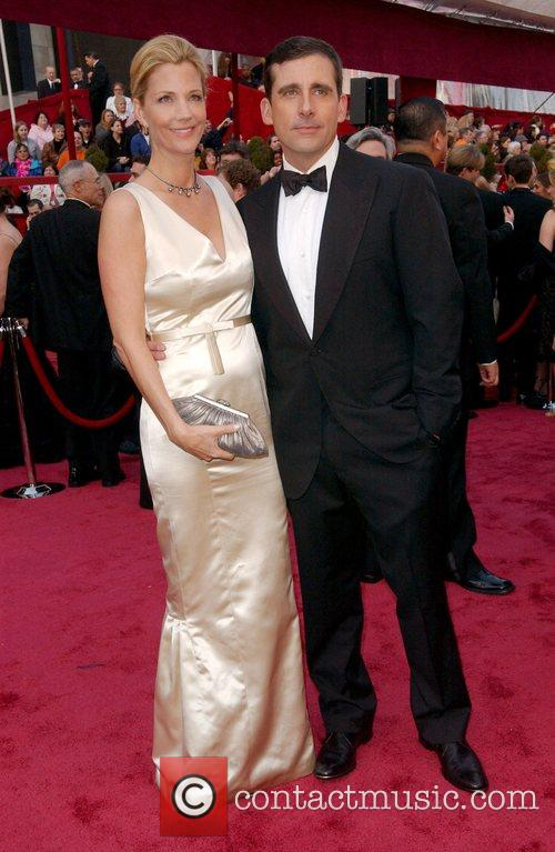 Steve Carell and His Wife Nancy Walls 2