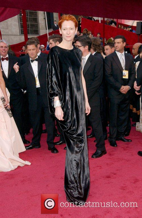 Tilda Swinton, The Oscars 2008, Academy Of Motion Pictures And Sciences