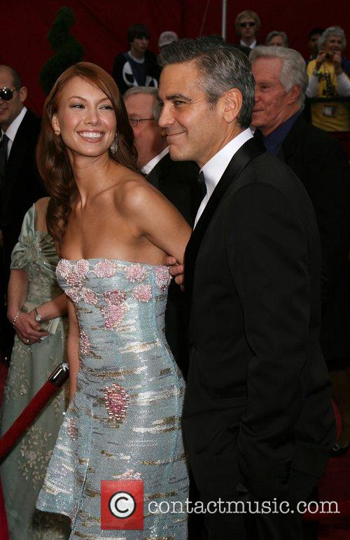 George Clooney and Sarah Larson 7