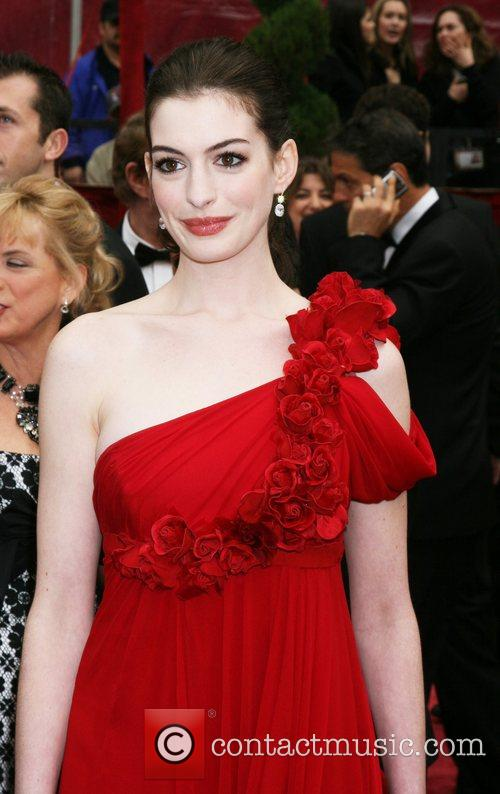 Anne Hathaway, The Oscars 2008