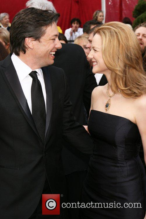 Guest and Laura Linney 2