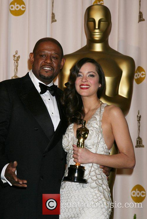 Marion Cotillard and Forrest Whitaker 3