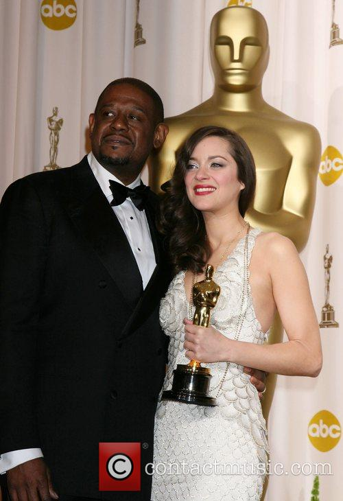 Marion Cotillard and Forrest Whitaker 4