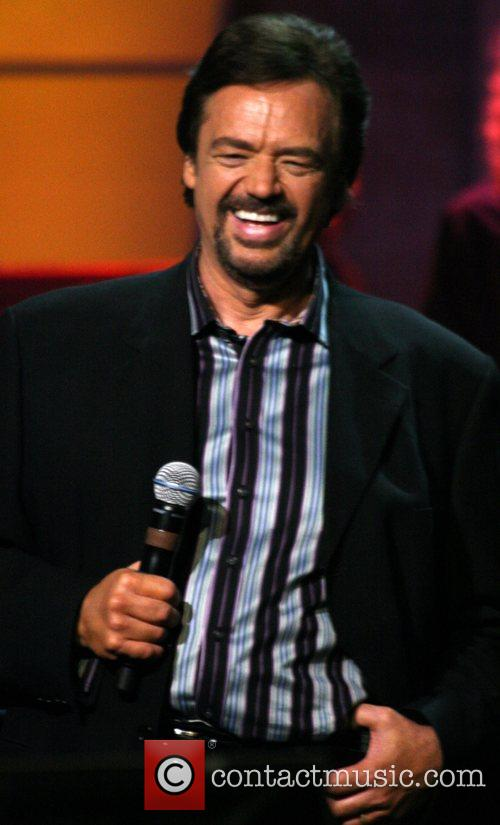 Jay Osmond The Osmonds performing on the