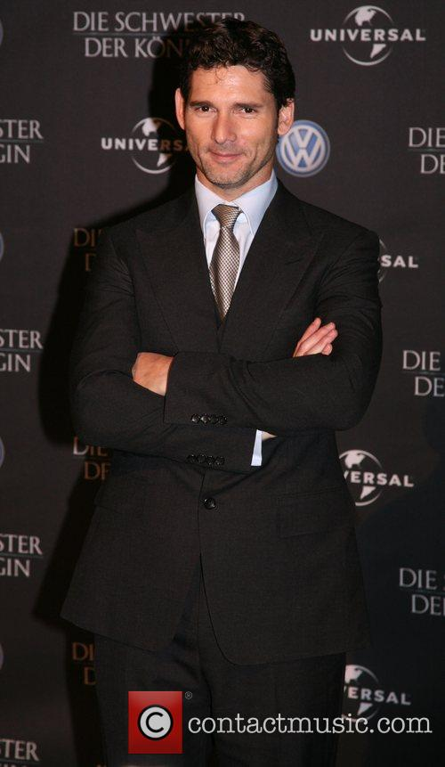 Eric Bana The Other Boleyn Girl aftershow party...