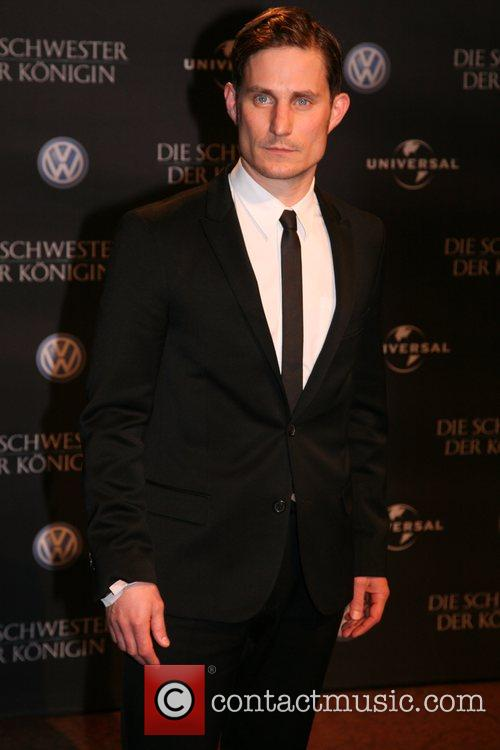 Clemens Schick The Other Boleyn Girl aftershow party...
