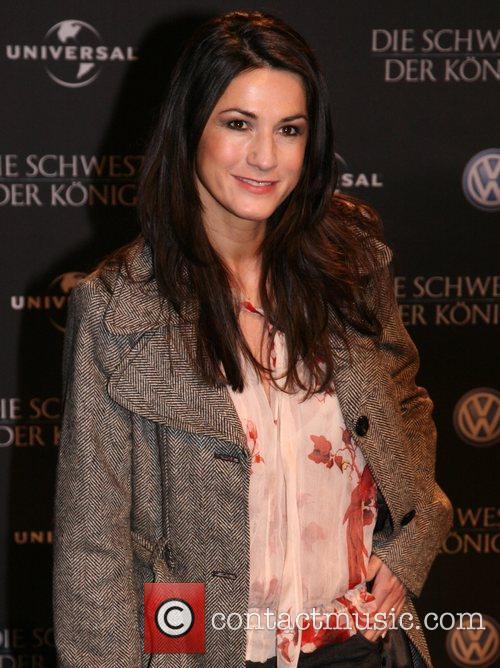 Mariella Ahrens The Other Boleyn Girl aftershow party...