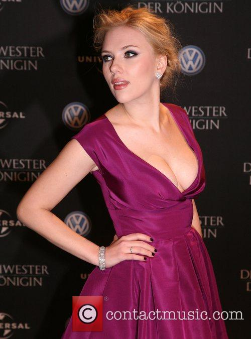 Scarlet Johansson The Other Boleyn Girl aftershow party...