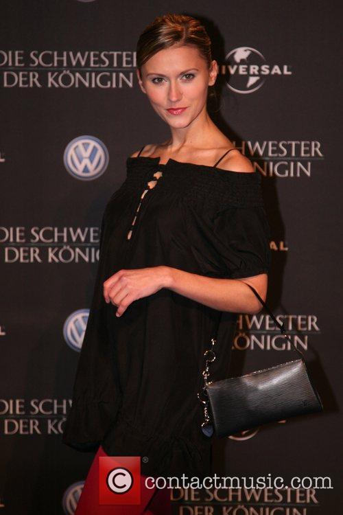 Yvonne Hoelzel The Other Boleyn Girl aftershow party...