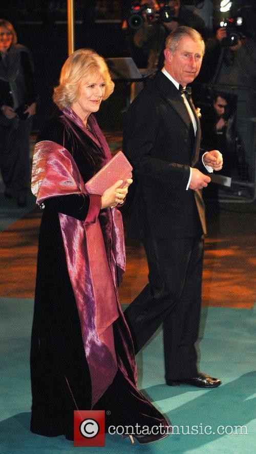 Camilla, Prince and Prince Charles