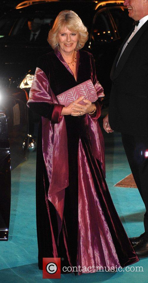 Camilla, Duchess of Cornwall UK premiere of 'The...