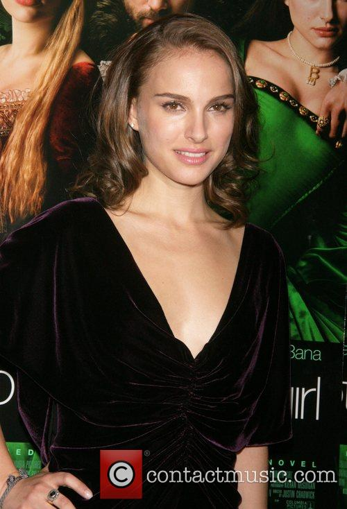 Natalie Portman  attends a private screening of...