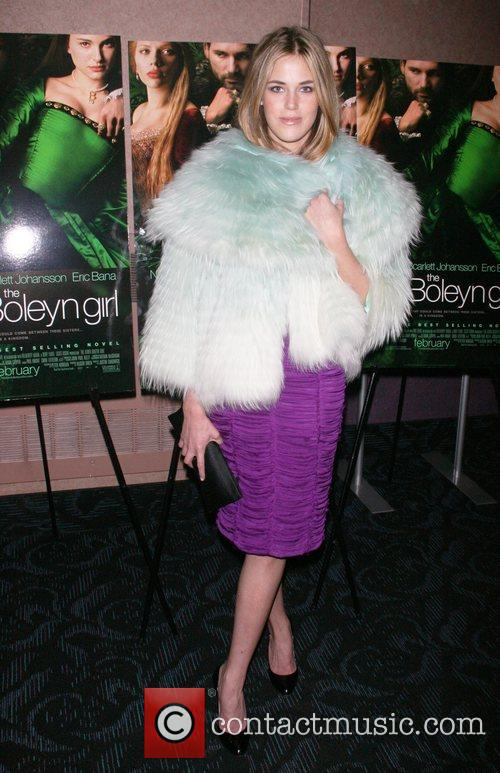 Birdie Bell attends a private screening of 'The...