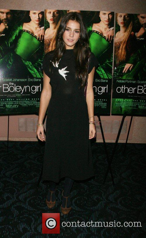Margarita Missoni attends a private screening of 'The...