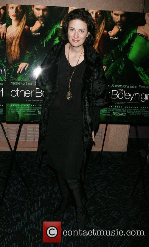 Marina Rust Connor attends a private screening of...