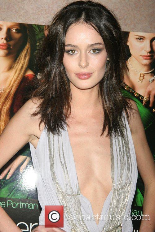 Nicole Trunfio attends a private screening of 'The...