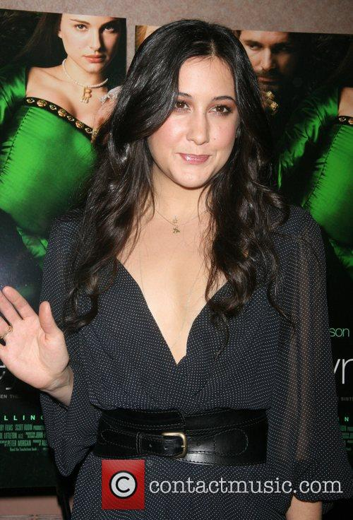 Vanessa Carlton attends a private screening of 'The...