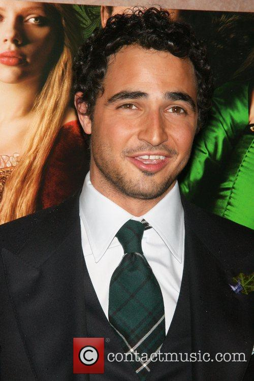 Zac Posen attends a private screening of 'The...