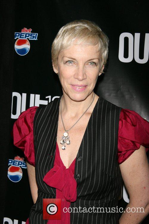 Annie Lennox Out magazine honors 100 most influential...