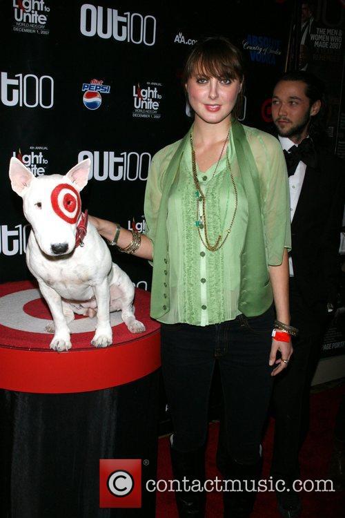 Eva Amurri and Bullseye