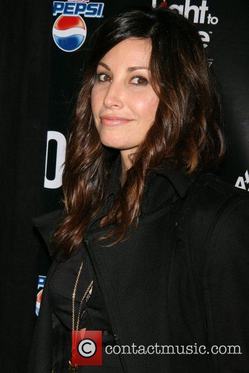 Gina Gershon Out magazine honors 100 most influential...