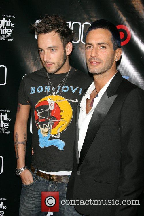 Jason Preston and Marc Jacobs Out magazine honors...