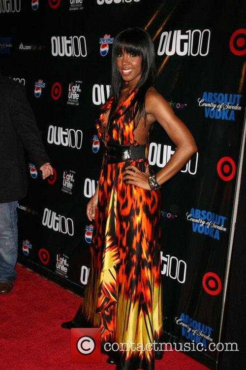 Kelly Rowland Out magazine honors 100 most influential...