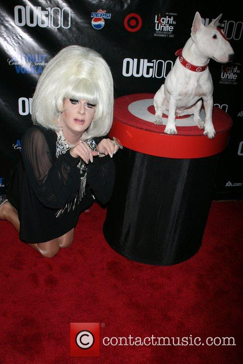 Lady Bunny and Bullseye Out magazine honors 100...