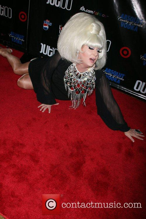 Lady Bunny Out magazine honors 100 most influential...