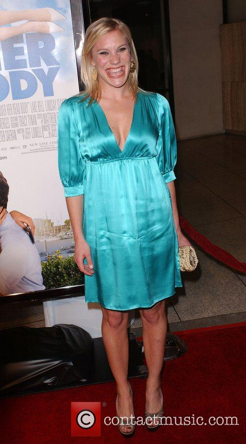 Katee Sackhoff Los Angeles film premiere of 'Over...