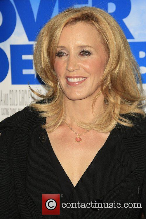 Felicity Huffman Los Angeles film premiere of 'Over...