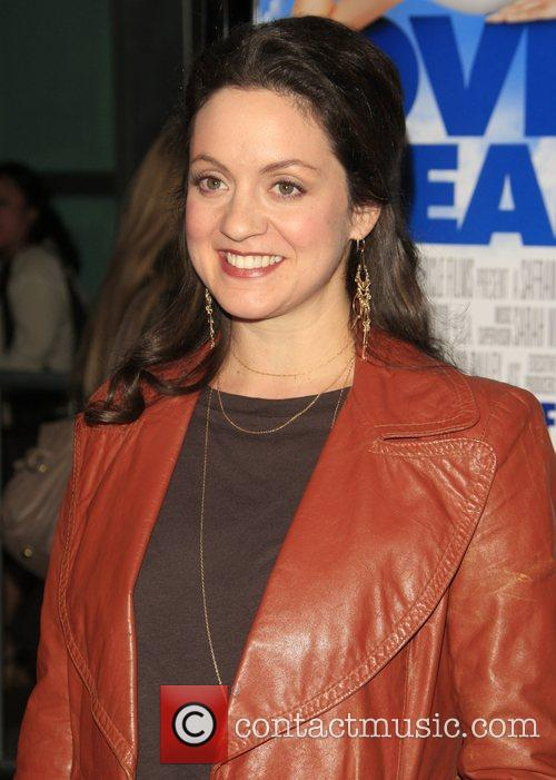 Kali Rocha Los Angeles film premiere of 'Over...