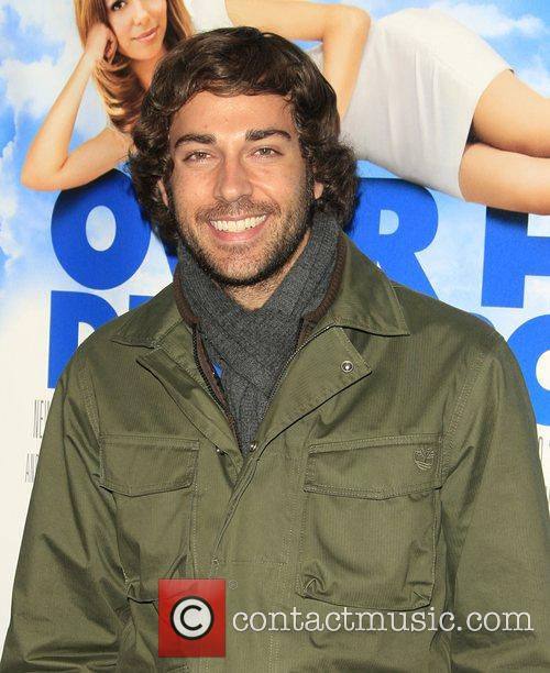 Zachary Levi Los Angeles film premiere of 'Over...