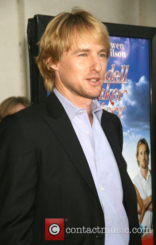 Owen Wilson and Police 1