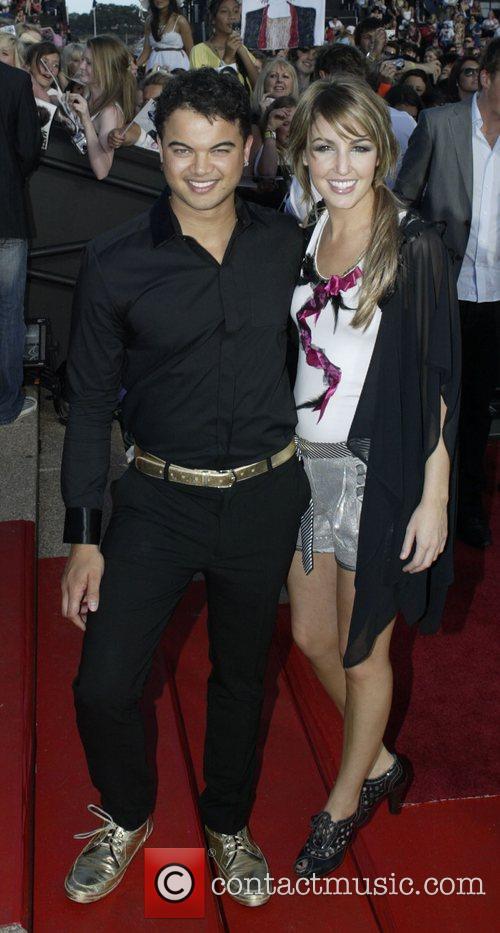Guy Sebastien and Julie Egan Australian Idol 2007...