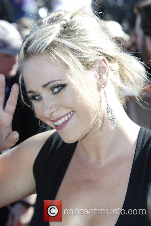 Kate DeAraugo of the Young Divas Australian Idol...