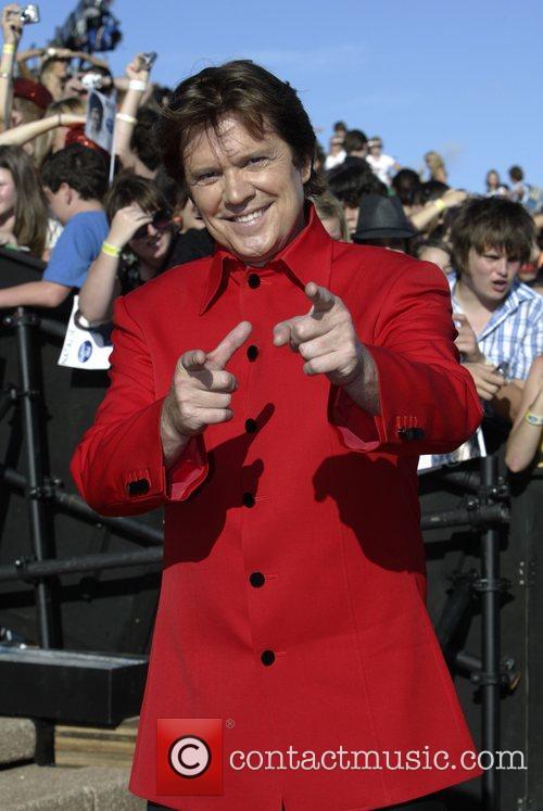 Australian Idol 2007 Grand Final held at Sydney...