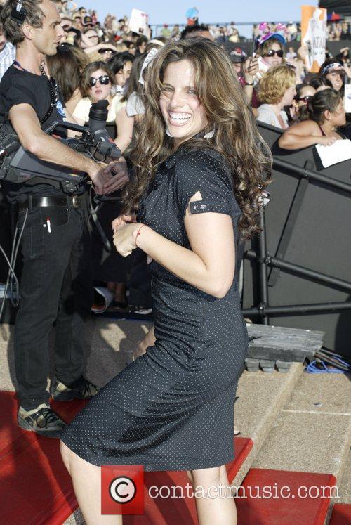 Noa Tishby Australian Idol 2007 Grand Final held...